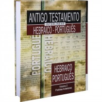 Antigo Testamento Interlinear Hebraico-Português Volume 2